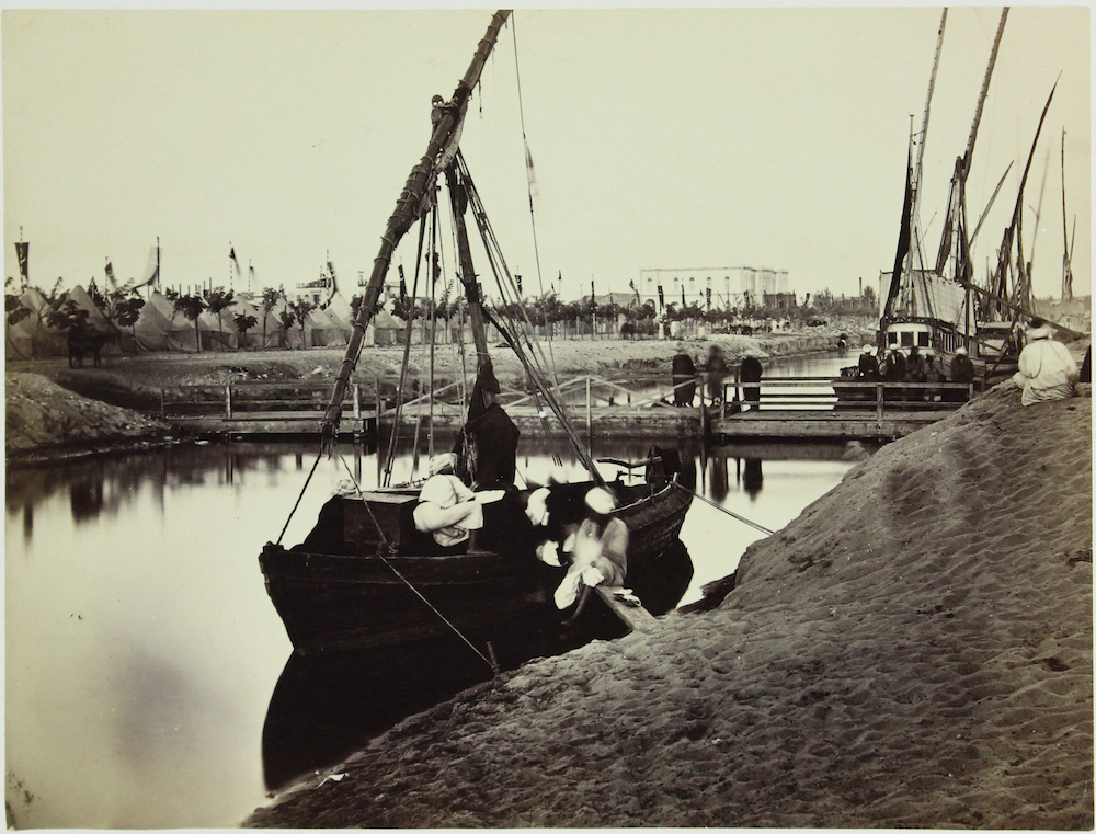 Early photograph of Far East in auction