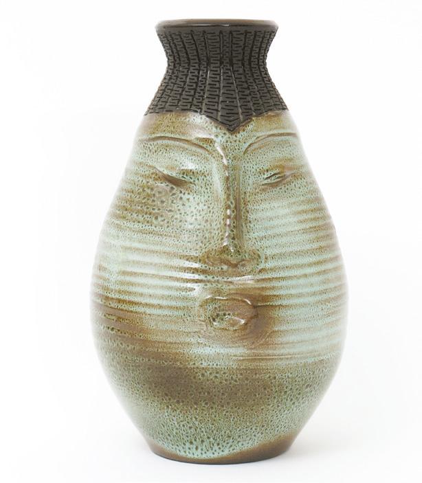 Poole Pottery Atlantic vase