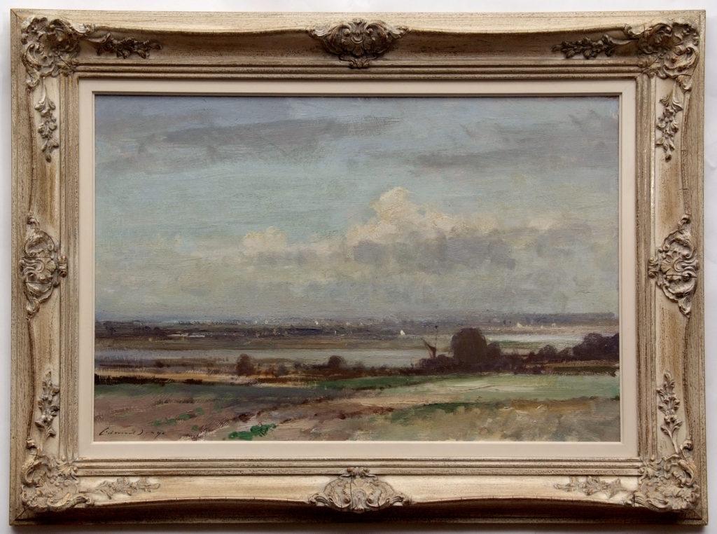 Seago - Walton Backwater - pre-sale estimate £25000-£30000