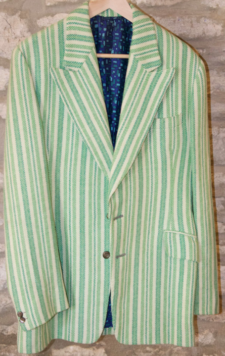 Vintage jacket by designer Michael Fish