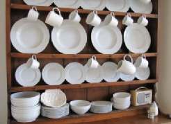 Elizabeth Fell sources antique furniture for interiors