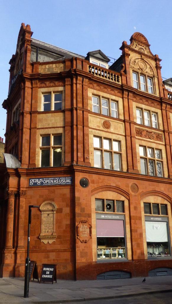 Grays Antiques Centre