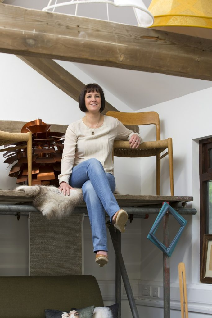 Clare Pascoe of Pascoe Interiors