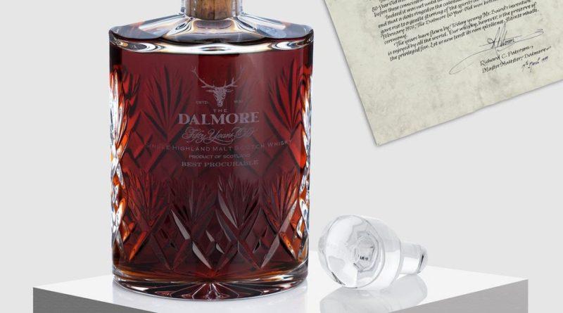 Dalmore whisky
