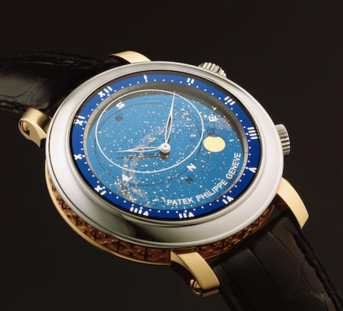 Patek Philippe Celestial watch
