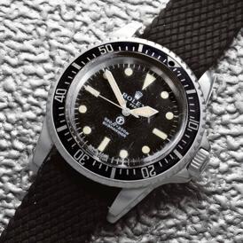 Rolex Submariner 1972