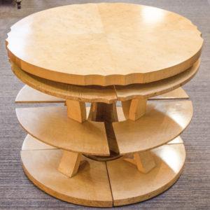 art deco nest of tables