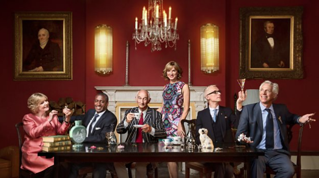 The Antiques Roadshow team