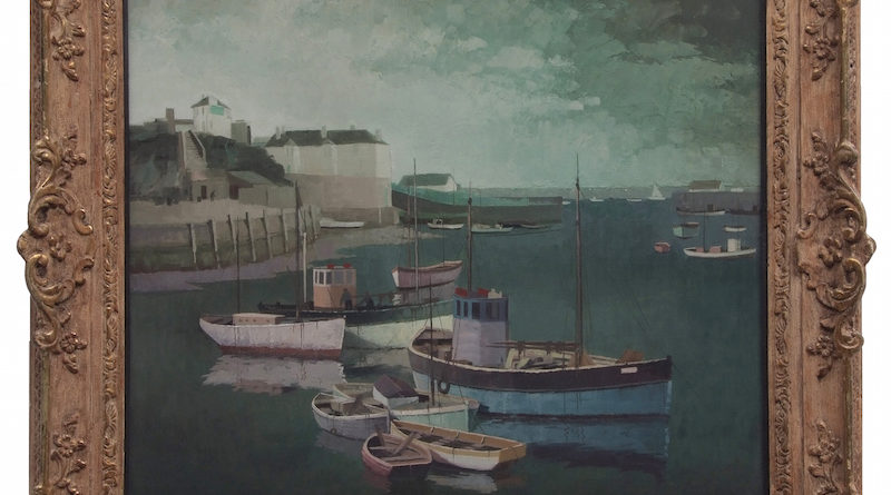 Harold Workman - Brixham