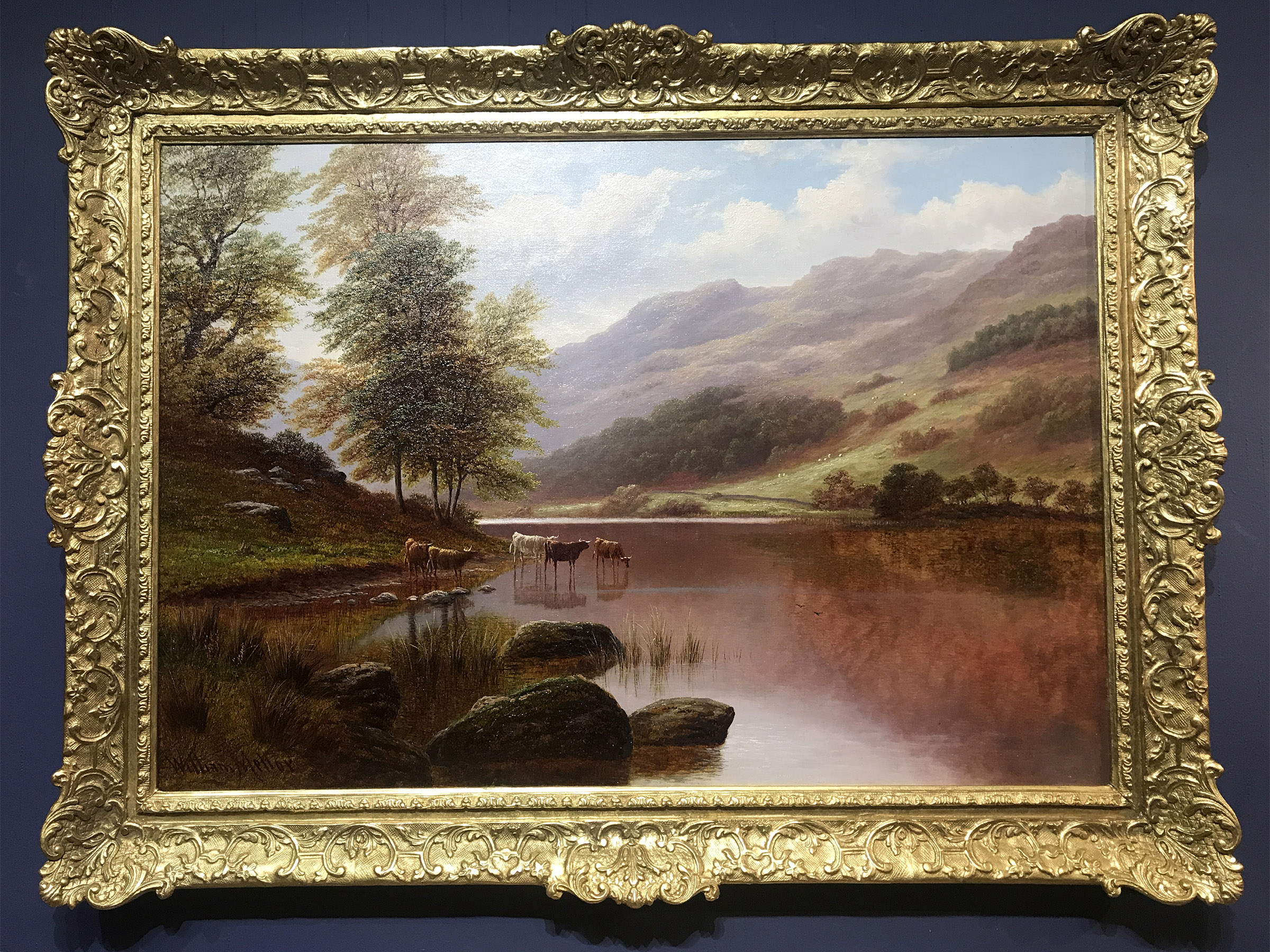 William Mellor - Rydal Water copy